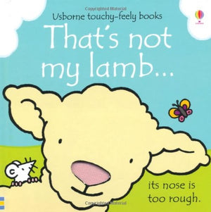 Allsorted-That's Not My Lamb Board Book | Eve & Ranshaw
