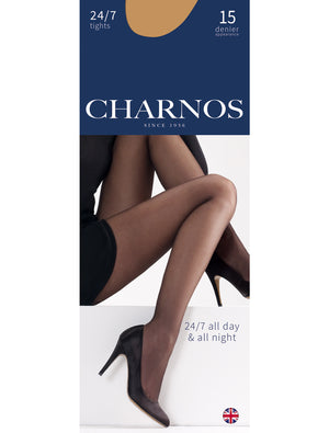 Charnos-24/7 15 Denier 1 Pair Pack Tights | Eve & Ranshaw