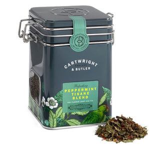 Cartwright & Butler-Peppermint Tea Loose Leaf Tin | Eve & Ranshaw