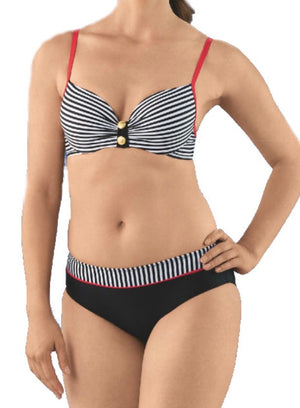 Naturana-Under Wired Moulded Cup Bikini | Eve & Ranshaw