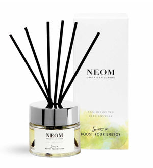 Neom-1 Wick Feel Refreshed Scented Reed Diffuser 100ml | Eve & Ranshaw