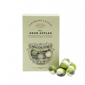Cartwright & Butler-Sour Apple Sweets Carton | Eve & Ranshaw