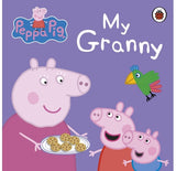 Allsorted-Peppa Pig My Granny Board Book | Eve & Ranshaw