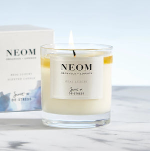 Neom-1 Wick Real Luxury Scented Candle | Eve & Ranshaw