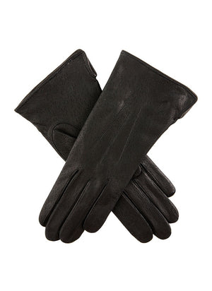 Dents- Ladies Imipec Leather Gloves With Acrylic Side Vent | Eve & Ranshaw