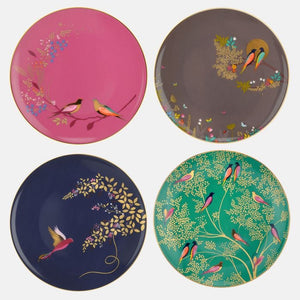 Sara Miller-Chelsea Collection Cake Plates (Set Of 4) | Eve & Ranshaw