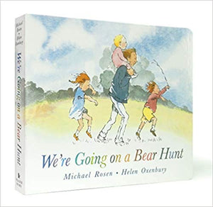 Allsorted-We're Going On A Bear Hunt Board Book | Eve & Ranshaw