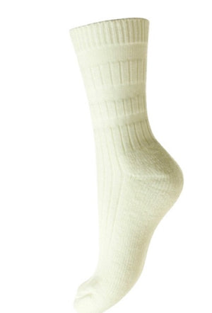 Hj Hall-Ladies Softop Bedsock | Eve & Ranshaw