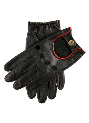 Dents-Mens Leather Unlined Driving Glove