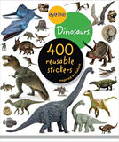 Allsorted-Eyelike 400 Stickers Book Dinosaurs Book | Eve & Ranshaw
