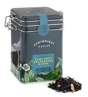Cartwright & Butler-Loose Leaf Tea Tin-Earl Grey | Eve & Ranshaw