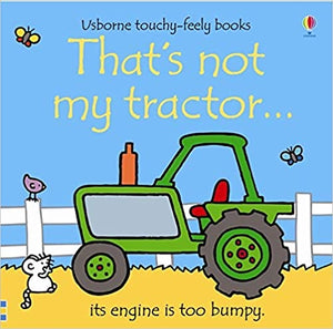 Allsorted-That's Not My Tractor Board Book | Eve & Ranshaw