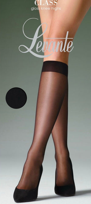 Levante-Knee Highs Natural | Eve & Ranshaw