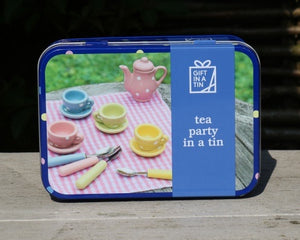 Apples To Pears - Tea Party In A Tin | Eve & Ranshaw