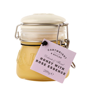 Cartwright & Butler-Honey With Rose Essence In Globe Jar | Eve & Ranshaw