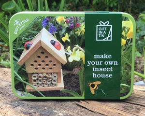 Apples To Pears - Make Your Own Insect House Gift In A Tin | Eve & Ranshaw