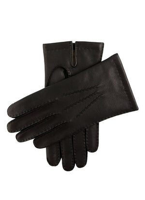 Dents-Mens Leather Gloves-Cashmere Lined