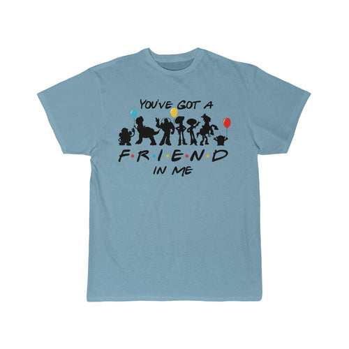 Friend In Me Men's Short Sleeve Tee