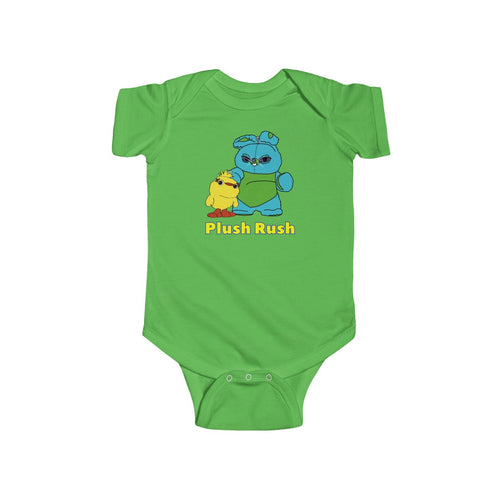 Plush Rush Infant Fine Jersey Bodysuit