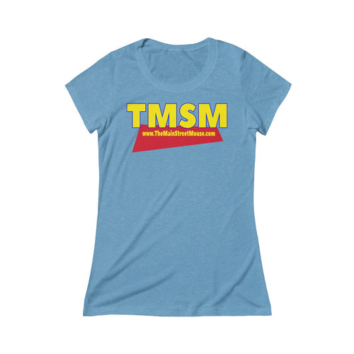 You've Got A Friend in TMSM Logo Triblend Short Sleeve Tee