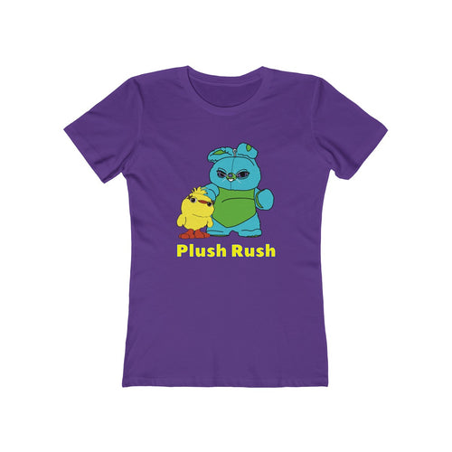 Plush Rush Women's The Boyfriend Tee