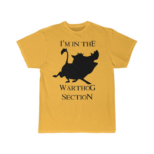 Warthog Section Men's Short Sleeve Tee
