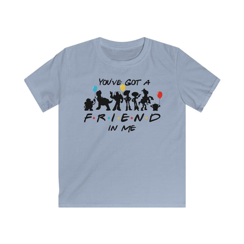 Friend in Me Kids Softstyle Tee