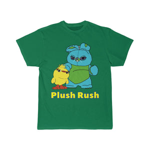 Plush Rush Men's Short Sleeve Tee
