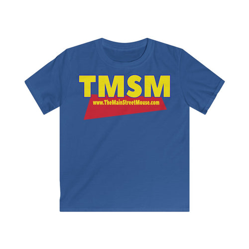 You've Got A Friend in TMSM Kids Softstyle Tee