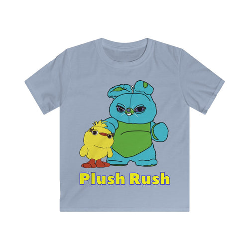 Plush Rush Kids Softstyle Tee