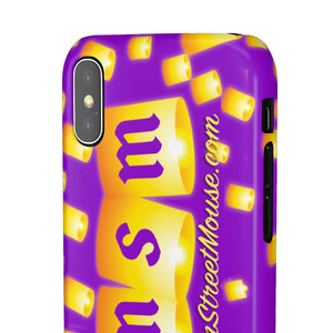 TMSM Lantern iPhone Snap Cases