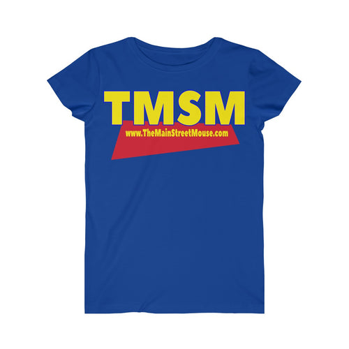You've Got A Friend in TMSM Logo Women's Fine Jersey Tee