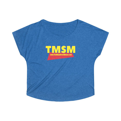 You've Got A Friend In TMSM Logo Women's Tri-Blend Dolman