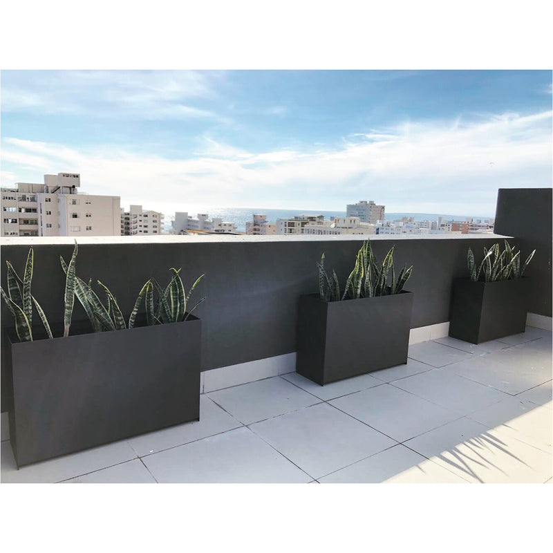 Plantr | Loft Planter box | Pot Plant Cape Town | South Africa | Stainless Steel | Outdoor indoor
