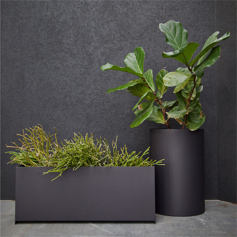 Plantr | Loft Planters Cape Town South Africa | Pot Plants | Steel Custom