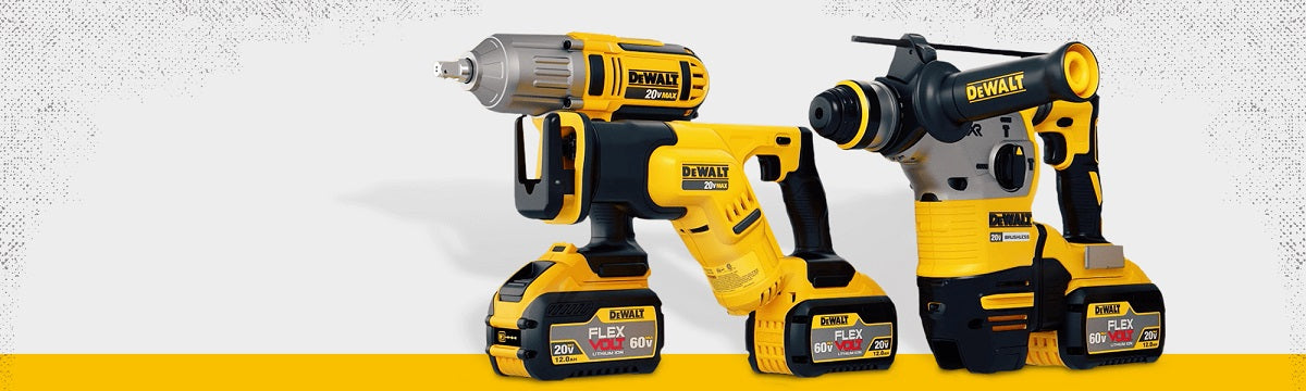 Dewalt Flexvolt Batteries