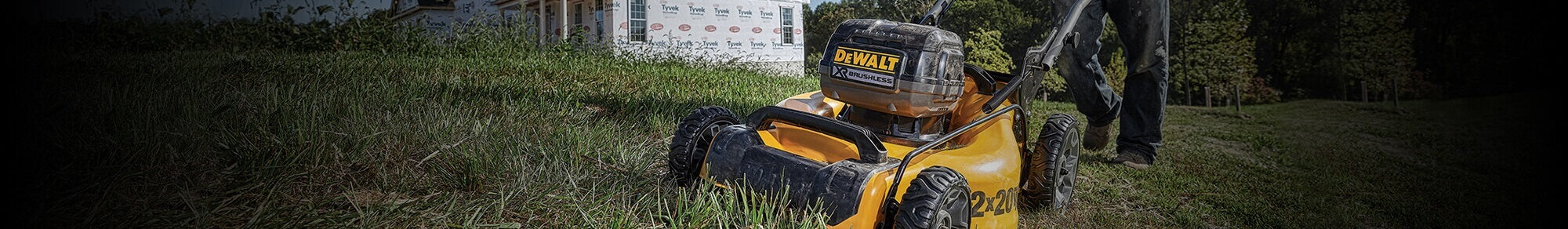 Dewalt Lawnmower