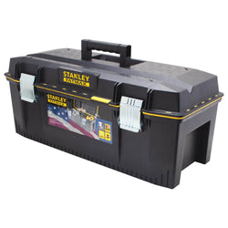 STANLEY 028001L 28-Inch Structural Foam Toolbox - wise-line-tools