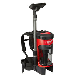 Milwaukee 0885-20 M18 FUEL 3-in-1 Backpack Vacuum - Wise Line Tools