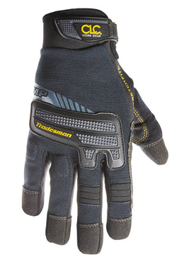 CLC Tradesman Flex Grip Gloves - Large - wise-line-tools