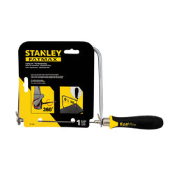 STANELY  15-106  -  6-3/4 IN FATMAX® COPING SAW - wise-line-tools