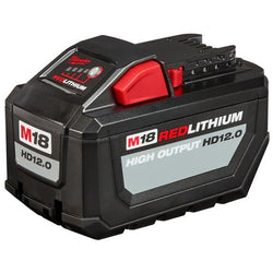 Milwaukee 48-11-1812 - M18 REDLITHIUM HIGH OUTPUT HD12.0 Battery Pack