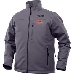 Milwaukee 202G-21M  -  M12 Gray Heated Jacket medium