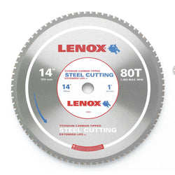 "Lenox 7-1/4"" Metal Cutting Blade - Wise Line Tools"
