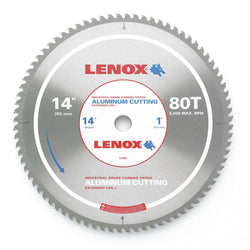 "Lenox 7-1/4"" 60T Aluminum Cutting Blade - Wise Line Tools"