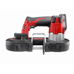 Milwaukee 2429-21XC - M12 ™ Cordless Sub-Compact Band Saw Kit - Wise Line Tools