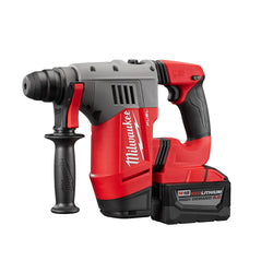 "Milwaukee 2715-22HD  -  M18 Fuel 1-1/8"" SDS+ Rotary Hammer HD; 9.0Ah Batteries;"