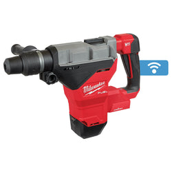 "Milwaukee 2718-20  -  M18 FUEL™ 1-3/4"" SDS Max Rotary Hammer w/ ONE KEY™ (Tool Only) - wise-line-tools"