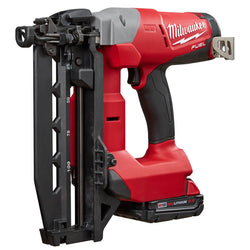 Milwaukee 2741-21CT - M18 Fuel 16ga Brad Nailer Kit - wise-line-tools