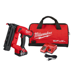 Milwaukee 2746-21CT -M18 Fuel 18ga Brad Nailer Kit - wise-line-tools